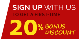 Sign up with us to get 20% OFF On Dissertation Help